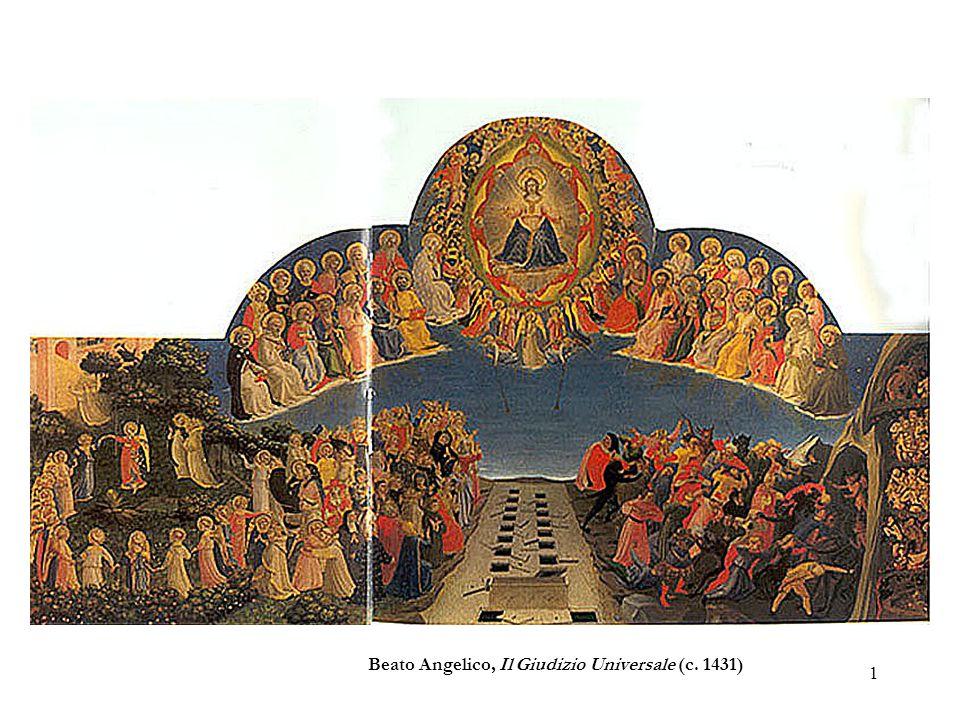 Beato Angelico, Il Giudizio Universale (c. 1431)