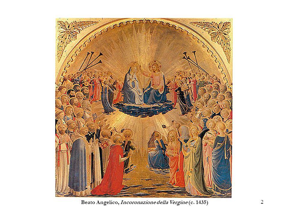 Beato Angelico, Incoronazione della Vergine (c. 1435)