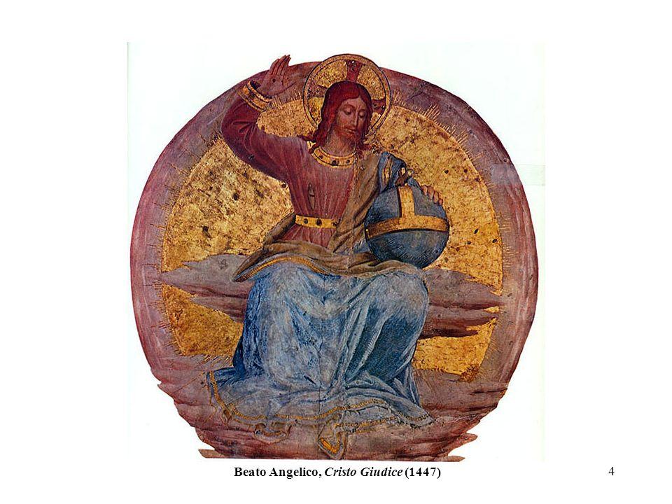 Beato Angelico, Cristo Giudice (1447)