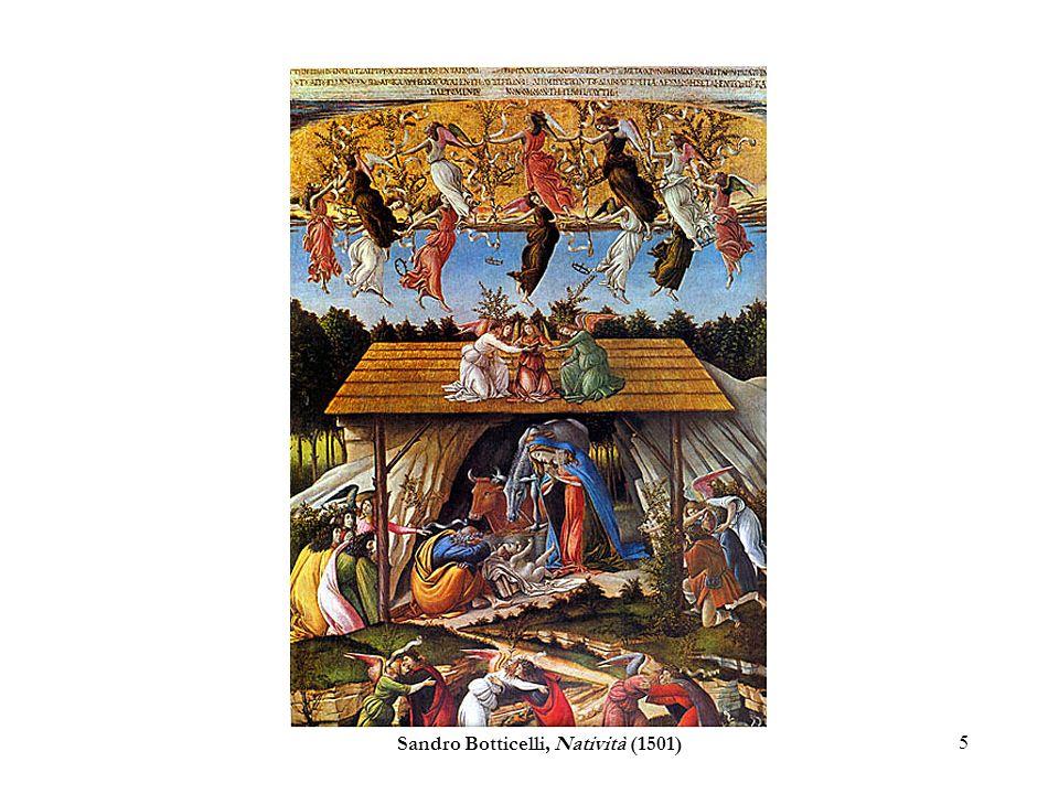 Sandro Botticelli, Natività (1501)