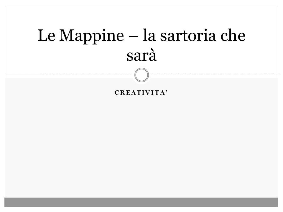 Le Mappine – la sartoria che sarà