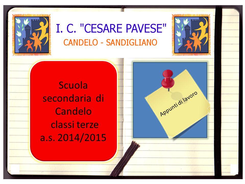 Scuola secondaria di Candelo