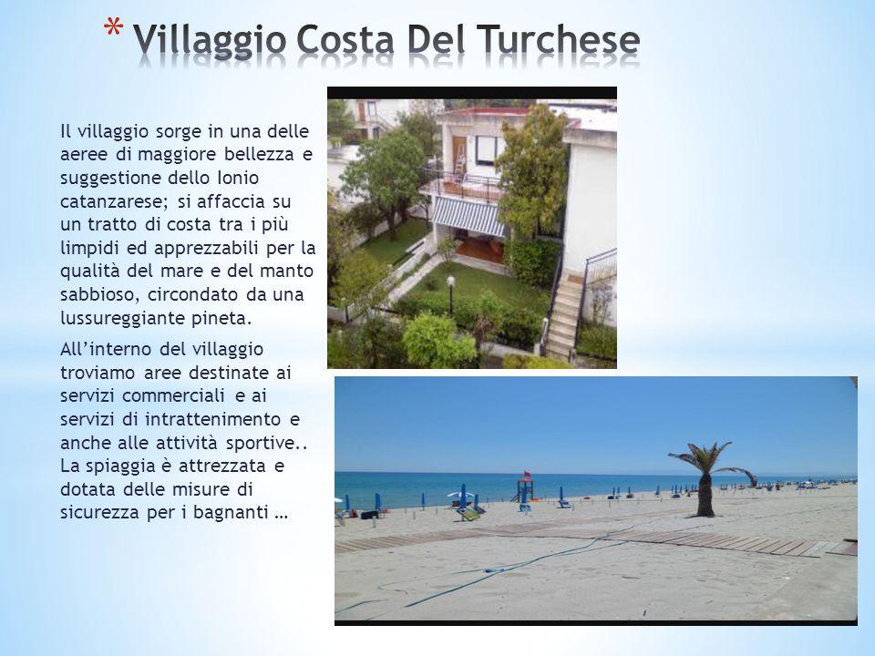 Villaggio Costa Del Turchese