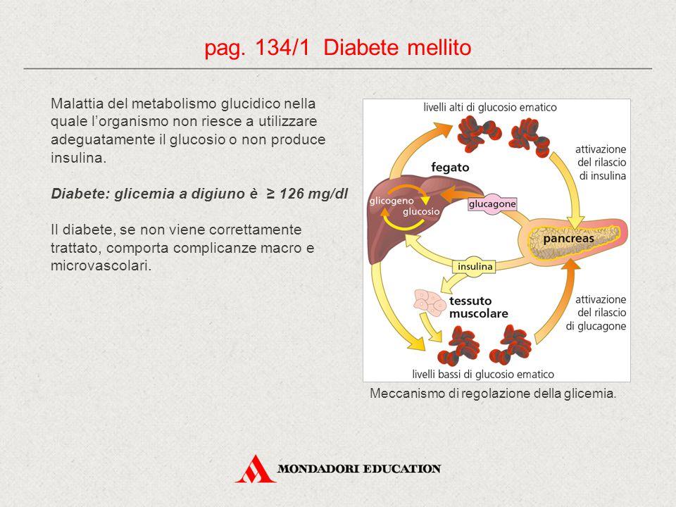 pag. 134/1 Diabete mellito