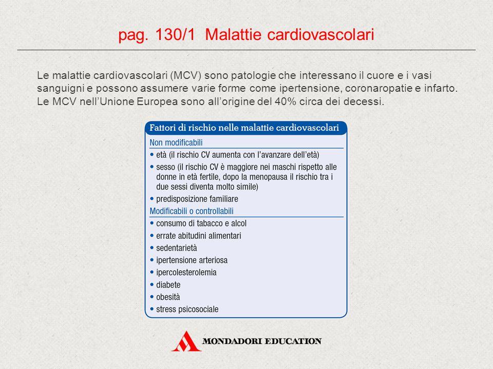 pag. 130/1 Malattie cardiovascolari