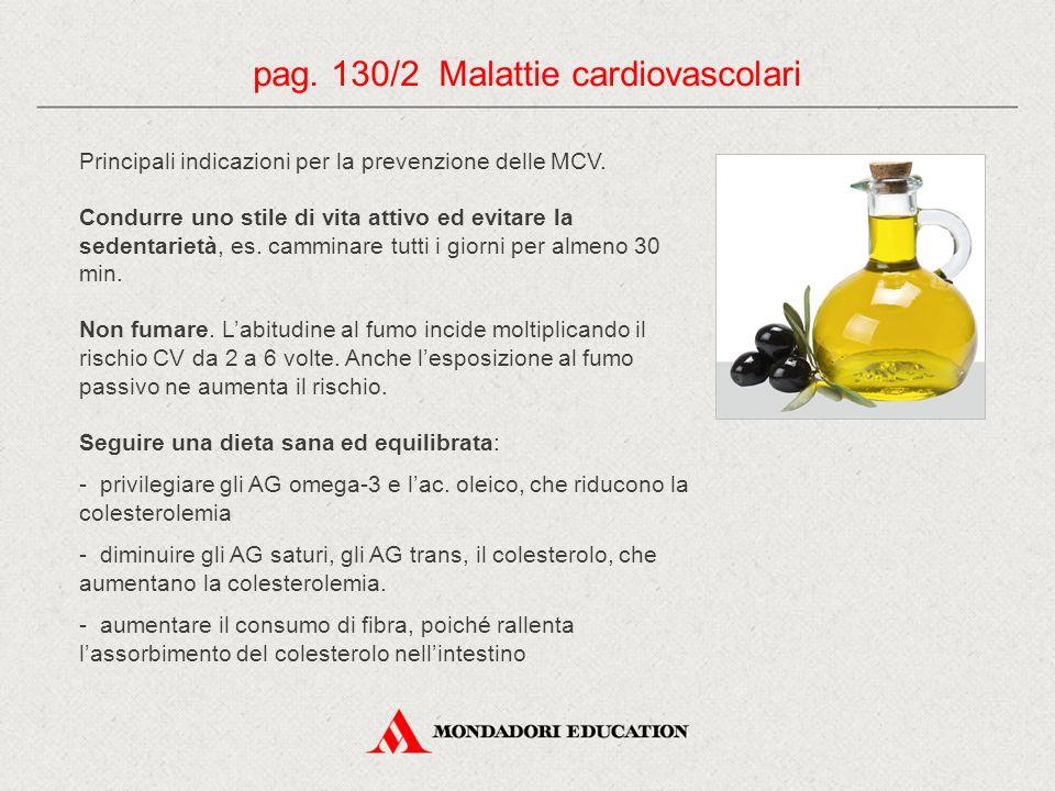 pag. 130/2 Malattie cardiovascolari