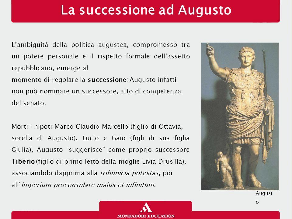 La successione ad Augusto