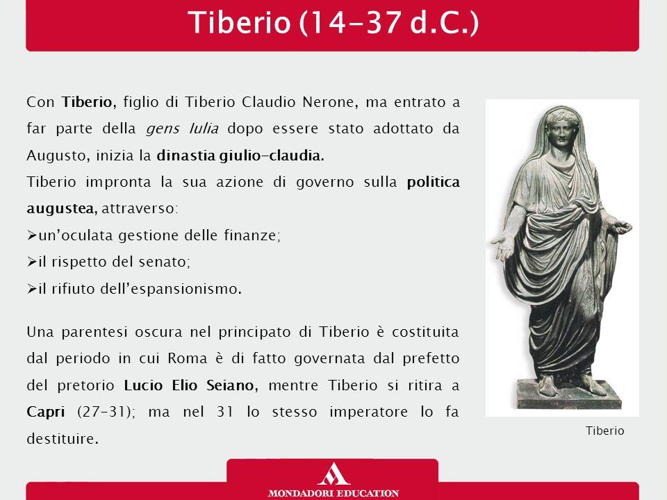 Tiberio (14-37 d.C.) 14/01/13.