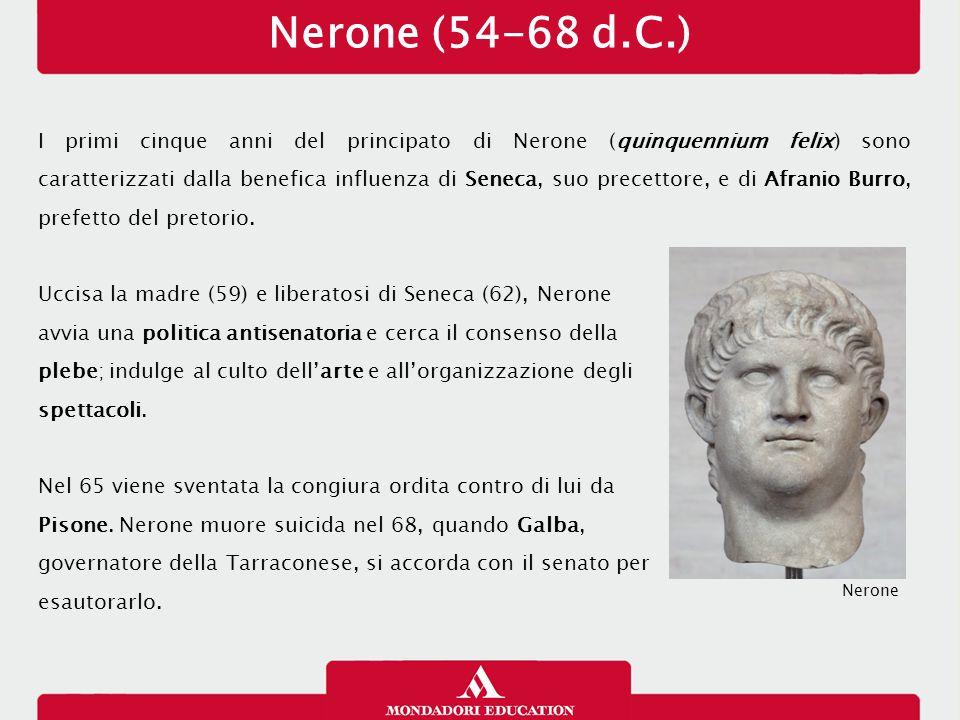Nerone (54-68 d.C.) 14/01/13.