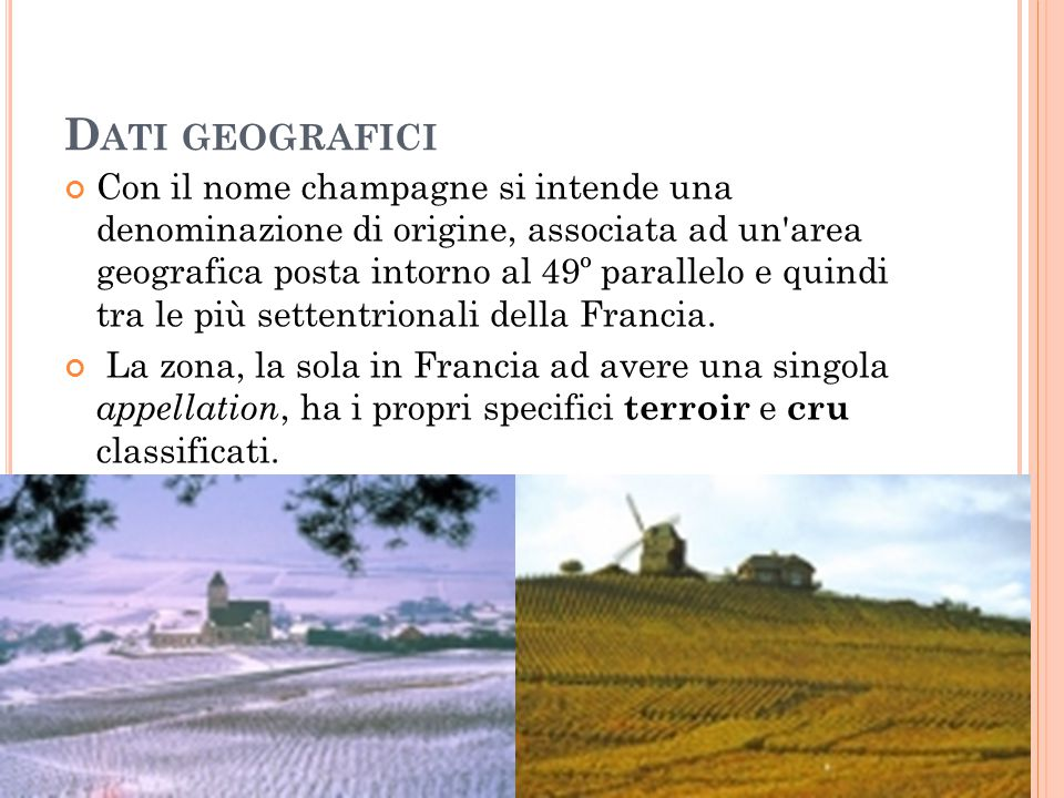 Dati geografici