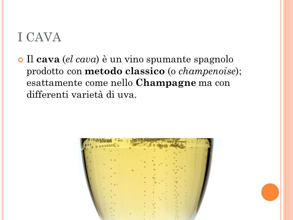 I CAVA