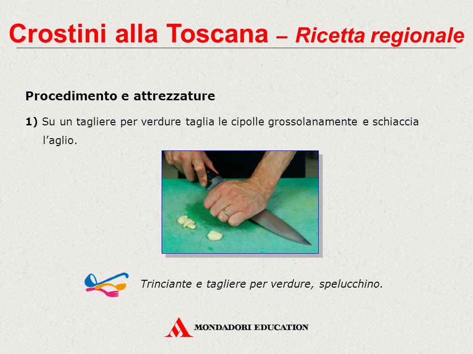 Crostini alla Toscana – Ricetta regionale