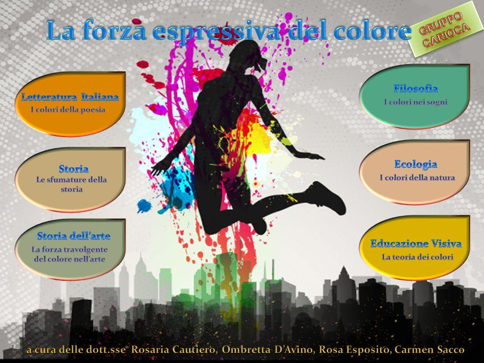La forza espressiva del colore