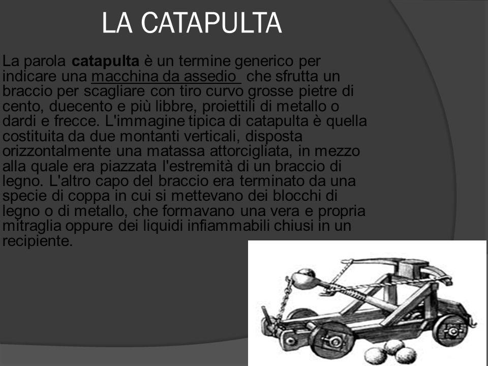 LA CATAPULTA