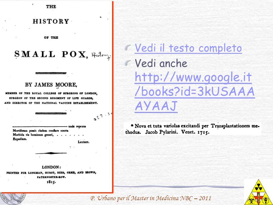 Vedi il testo completo Vedi anche http://www.google.it/books id=3kUSAAAAYAAJ