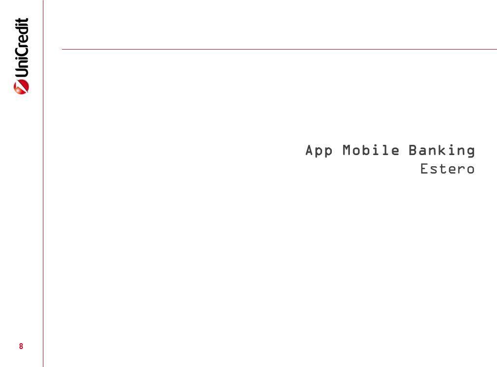 App Mobile Banking Estero
