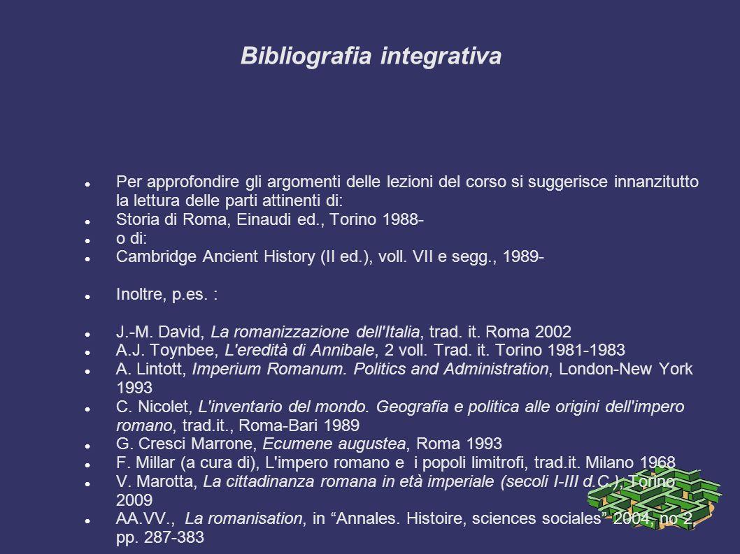 Bibliografia integrativa