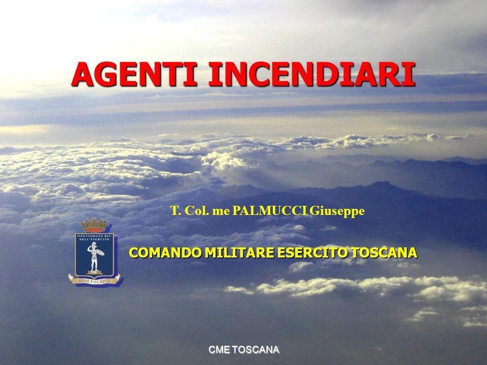 T. Col. me PALMUCCI Giuseppe COMANDO MILITARE ESERCITO TOSCANA