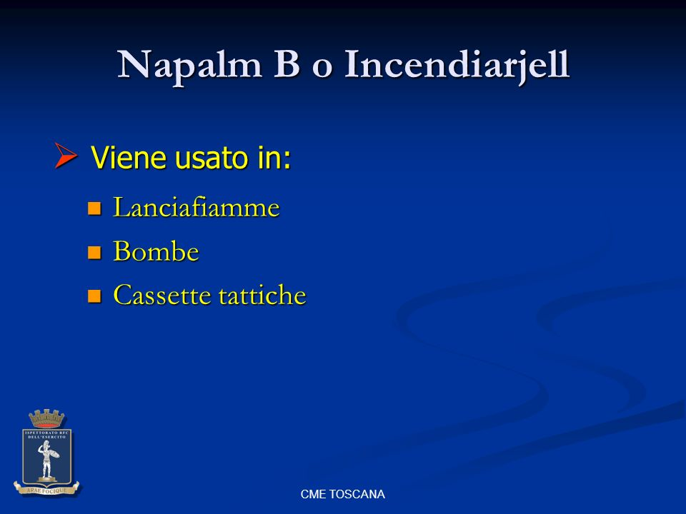 Napalm B o Incendiarjell