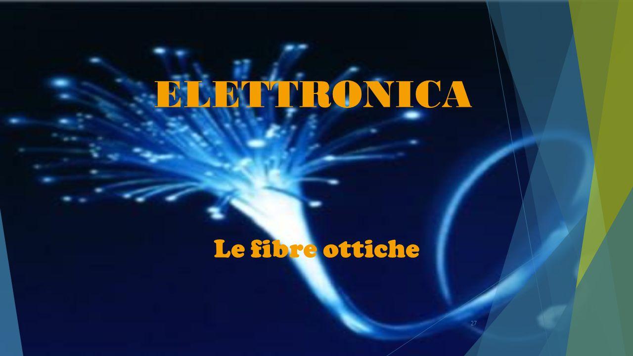 ELETTRONICA Le fibre ottiche