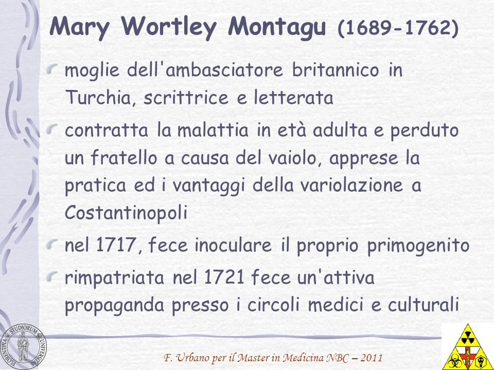 Mary Wortley Montagu (1689-1762)