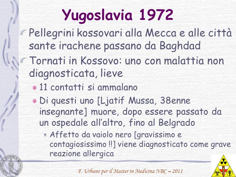 Yugoslavia 1972 Pellegrini kossovari alla Mecca e alle città sante irachene passano da Baghdad.