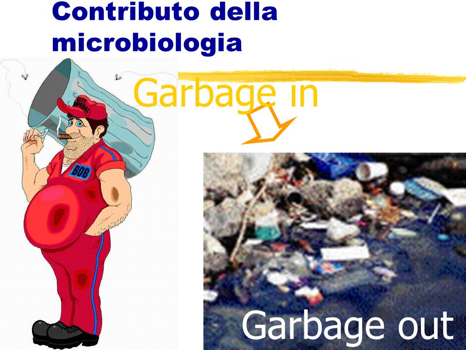 Contributo della microbiologia