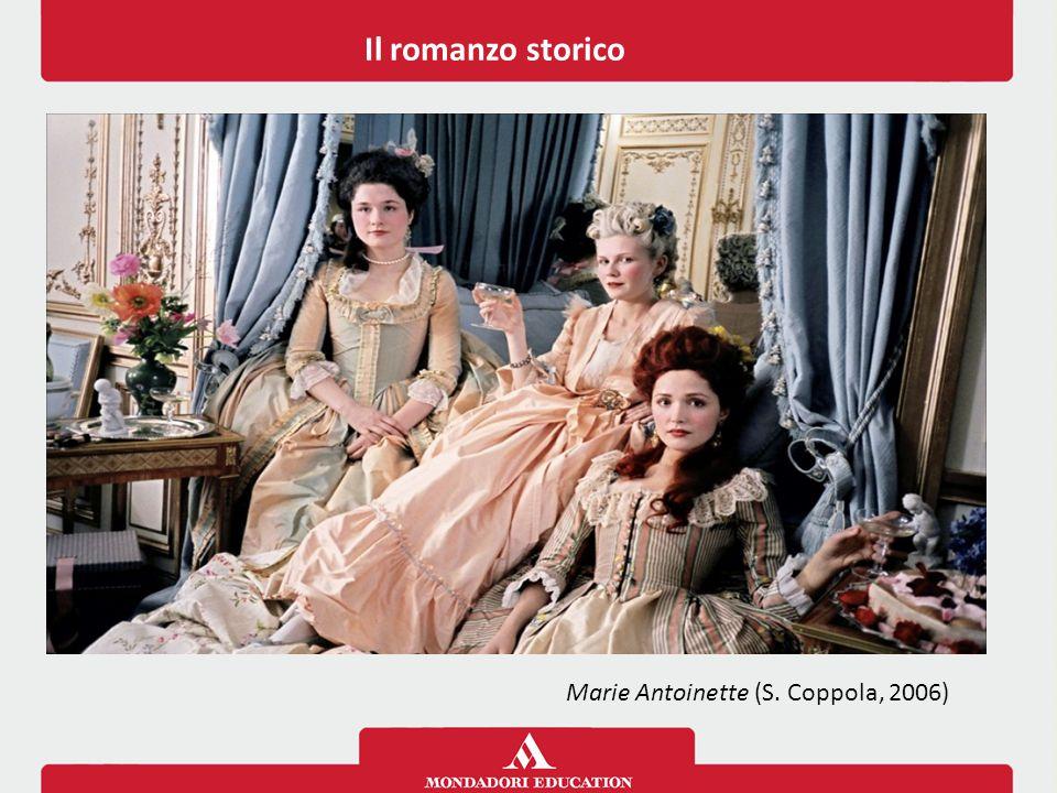 Il romanzo storico Marie Antoinette (S. Coppola, 2006)