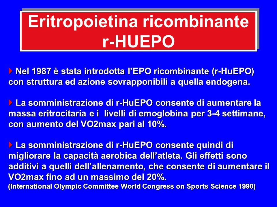 Eritropoietina ricombinante r-HUEPO