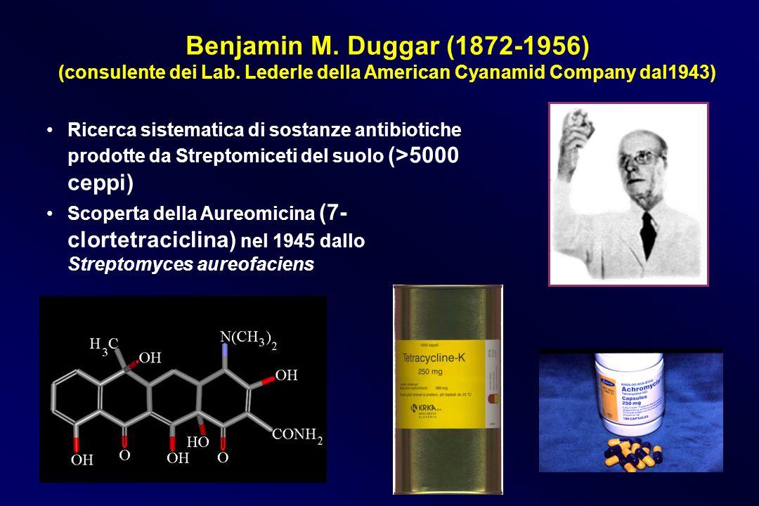 Benjamin M. Duggar (1872-1956) (consulente dei Lab