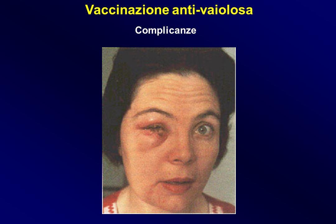 Vaccinazione anti-vaiolosa