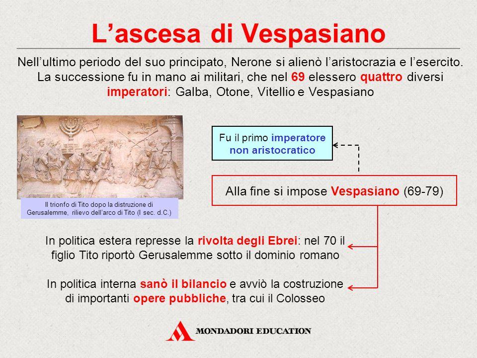 L'ascesa di Vespasiano