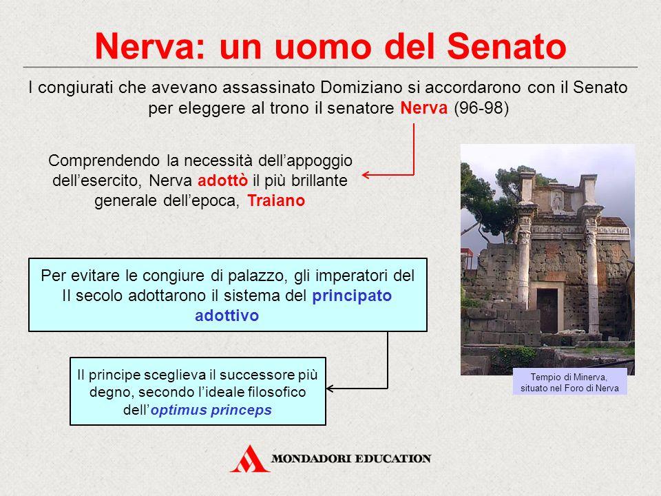 Nerva: un uomo del Senato