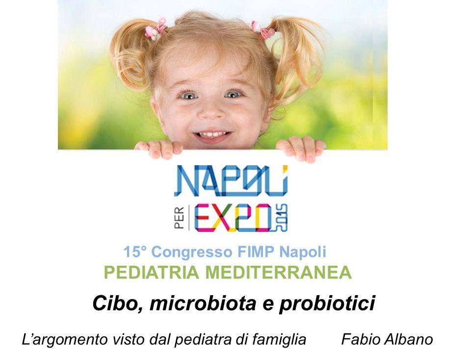 Cibo, microbiota e probiotici