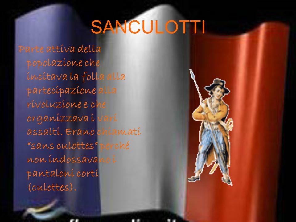 SANCULOTTI
