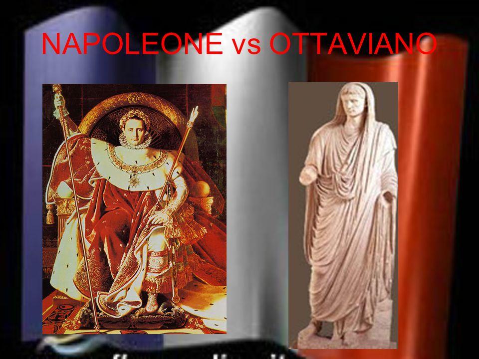 NAPOLEONE vs OTTAVIANO