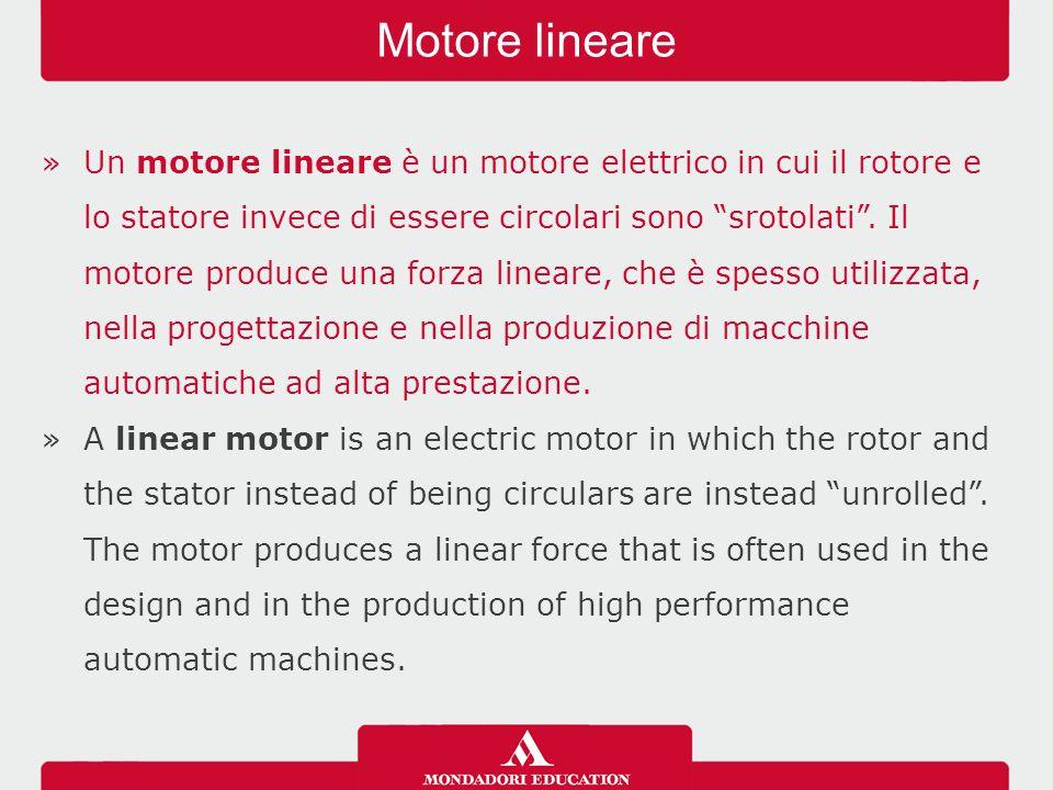 Motore lineare
