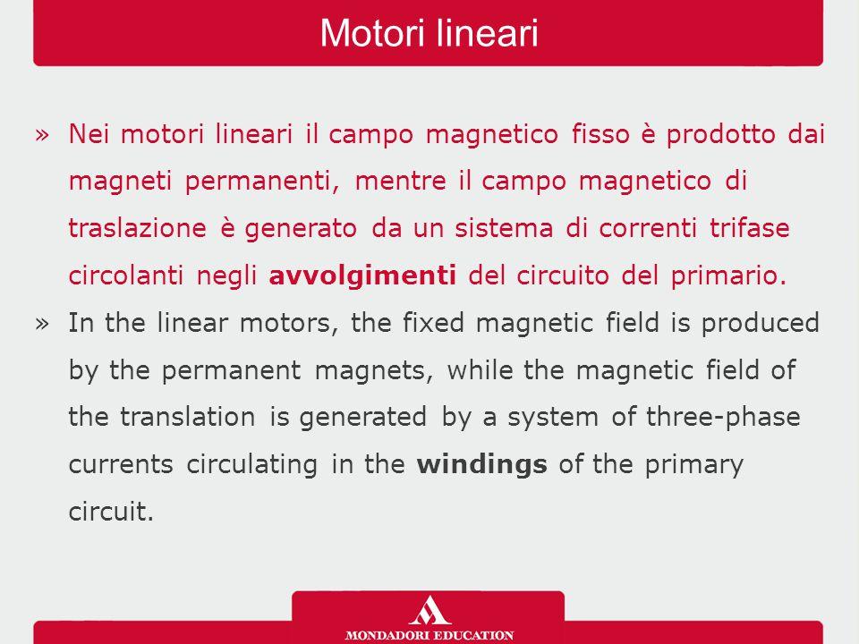 Motori lineari