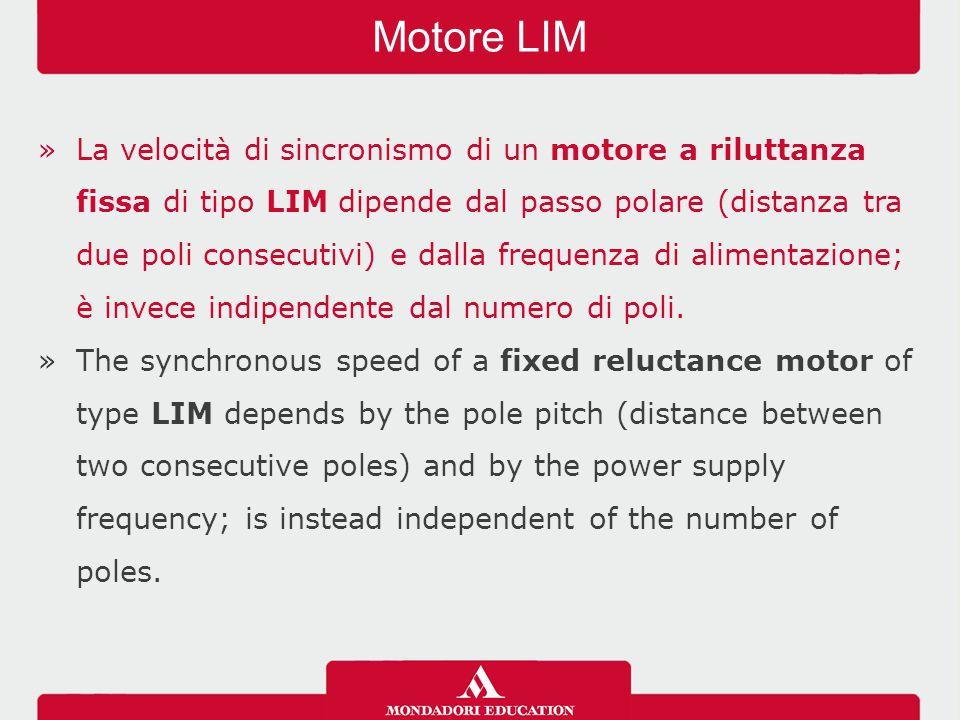 Motore LIM