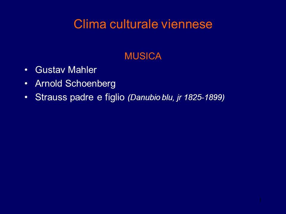 Clima culturale viennese