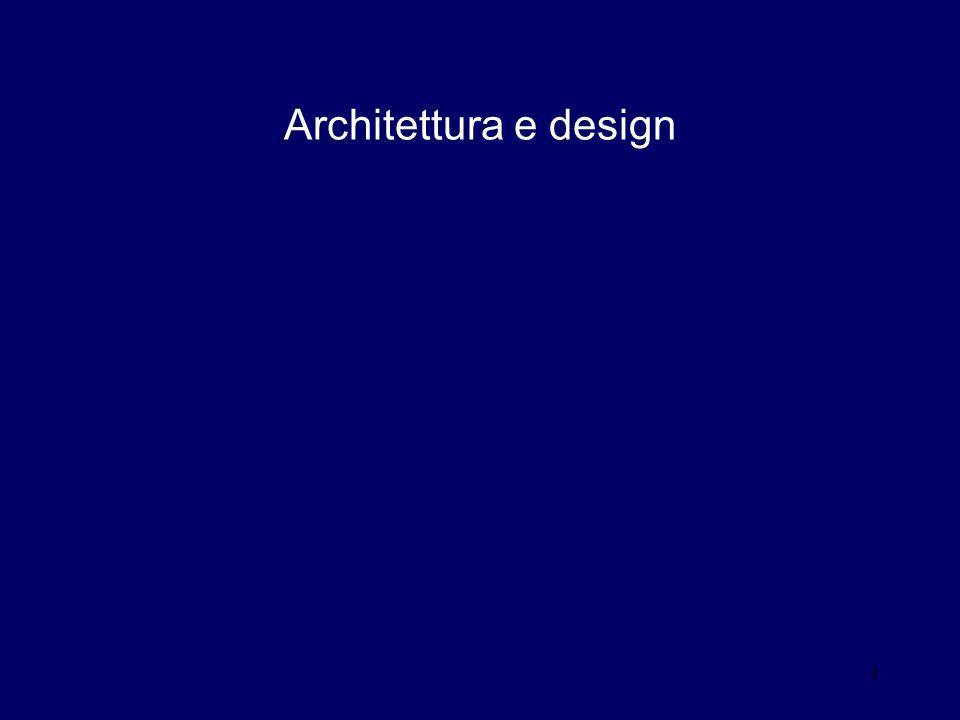 Architettura e design