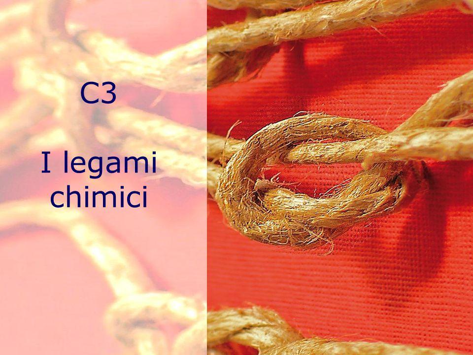 C3 I legami chimici