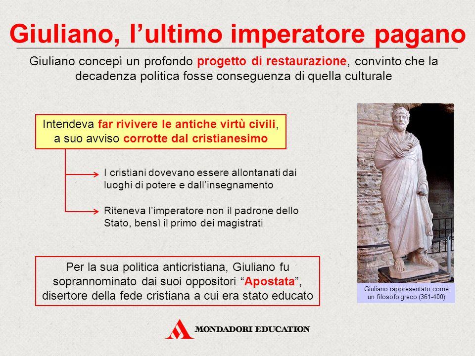 Giuliano, l'ultimo imperatore pagano