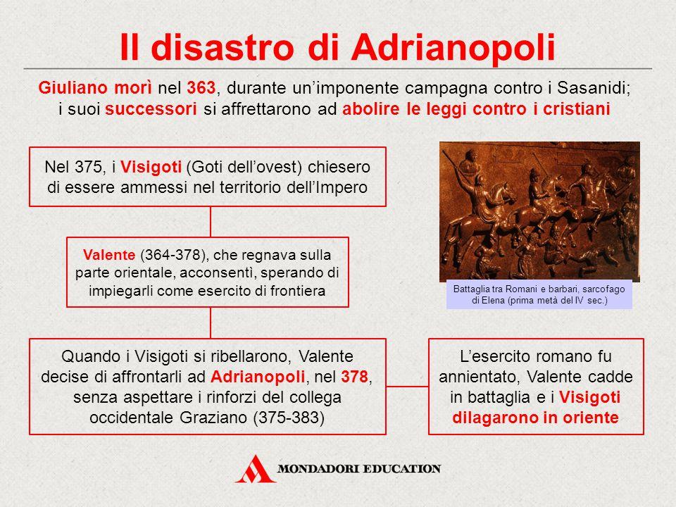Il disastro di Adrianopoli