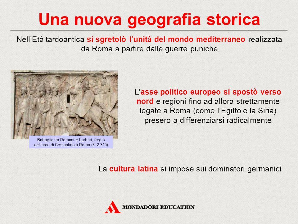 Una nuova geografia storica