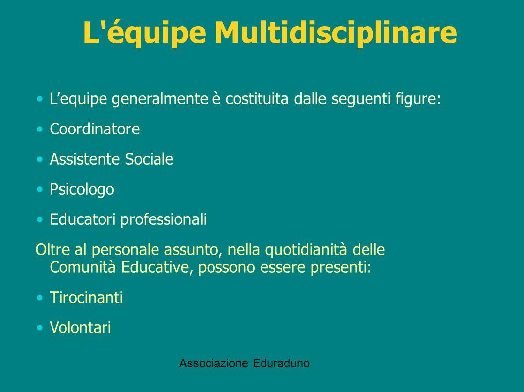 L équipe Multidisciplinare