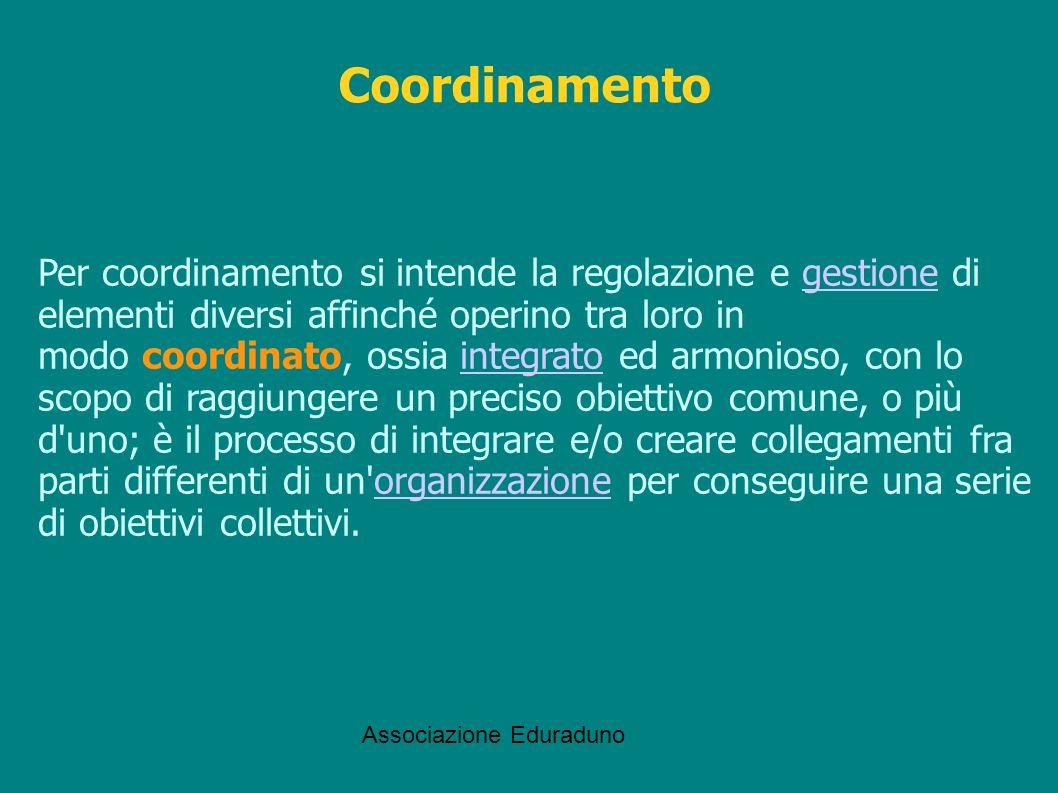 Coordinamento