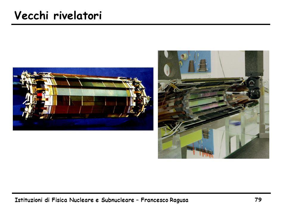 Risoluzione spaziale Qualè la risoluzione spaziale di un rivelatore di questo tipo Una particella che lo attraversa interessa una strip.