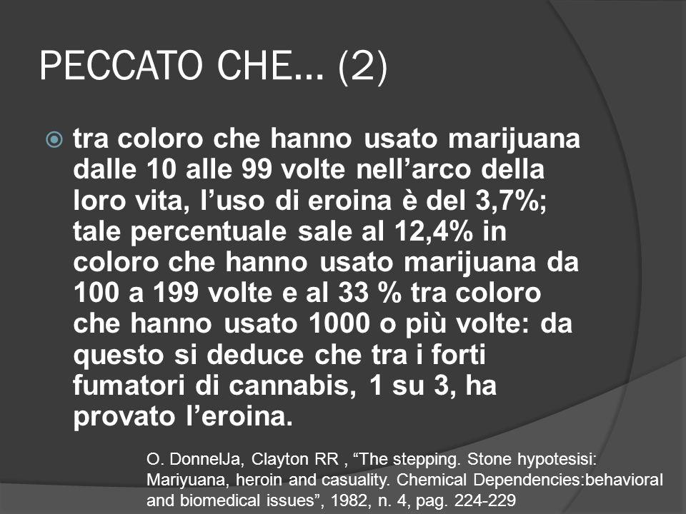 PECCATO CHE… (2)