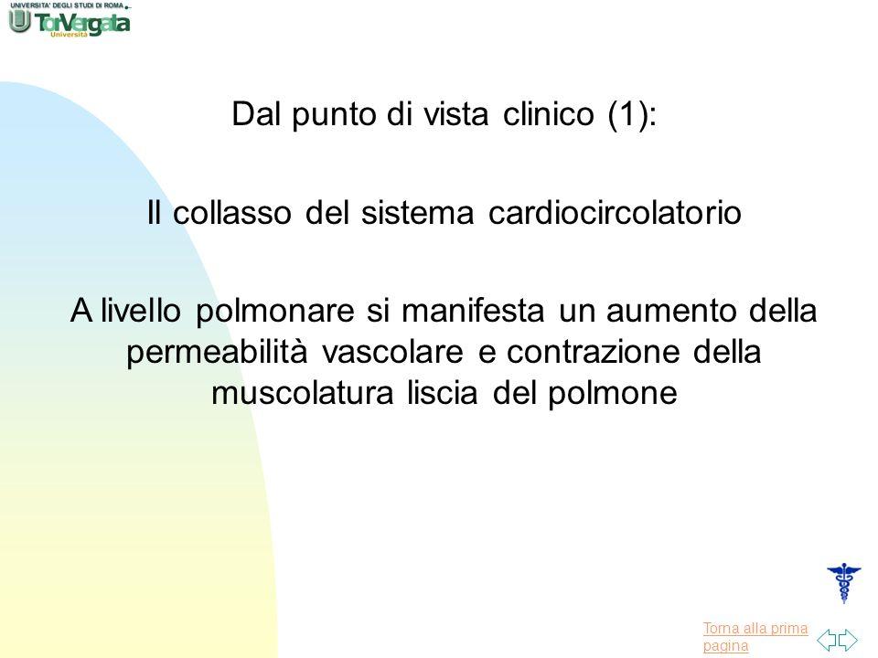 Dal punto di vista clinico (1):